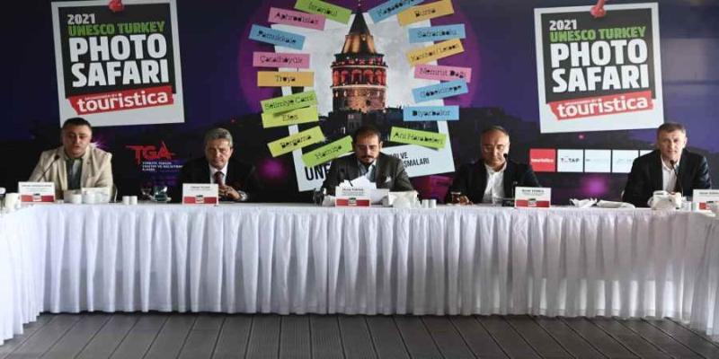 Touristica Foto Safari projesinin ana sponsoru oldu - Haberler - Turizm Gazetesi